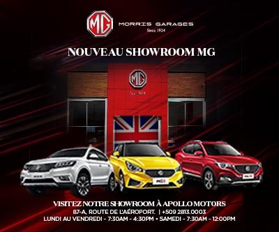 MG Motors 720