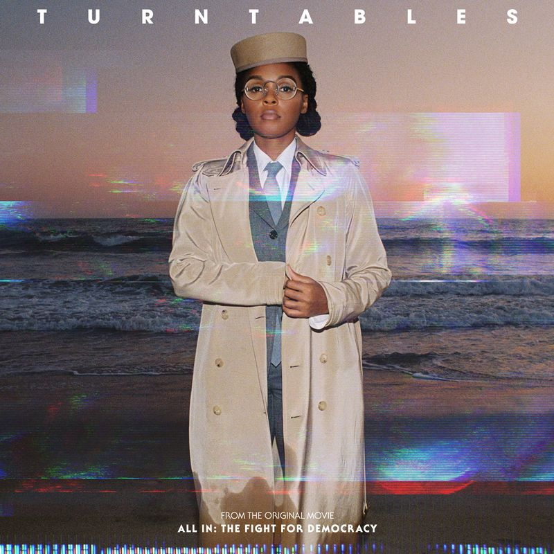 Janelle Monáe Leads The Revolution In Stirring 'Turntables' Video