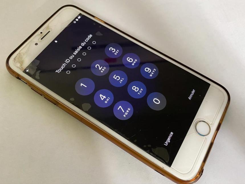La Police A Retrouve Le Telephone Portable De Me Monferrier Haiti