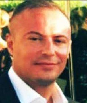 Mejid used to live nextdoor to underworld figure Safwan Charbaji when he was shot dead in a gunfight outside a Condell Park smash repair business in April 2016.