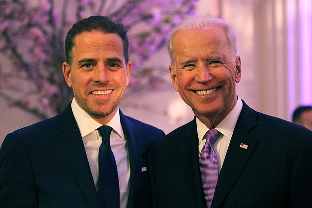 Joe Biden and his son Hunter are facing renewed scrutiny related to Hunter's business dealings overseas after his abandoned laptop was found to hold e-mails that allegedly show Joe Biden was in on Hunter's deals. Joe Biden's campaign has denied any wrongdoing