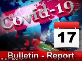 Haïti - Diaspora Covid-19 : Bulletin quotidien 17 octobre 2020