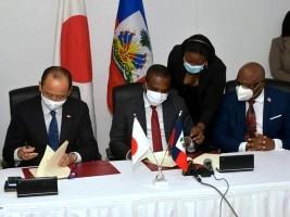 Haïti - Humanitaire : Don de 3,8 millions de dollars du Japon