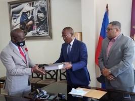Haïti - PetroCaribe : Le PM au Sénat de la République