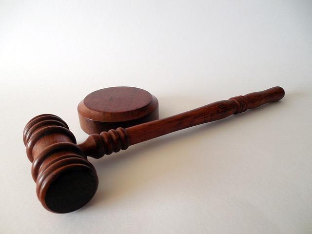 Le Tribunal de Paix de la Section Sud incendié