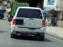 Haïti - AVIS : Interdiction formelle de circuler sans plaques d'immatriculation