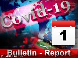 Haïti - Diaspora Covid-19 : Bulletin quotidien 1er novembre 2020