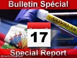 Haïti - Diaspora Covid-19 : Bulletin quotidien #242