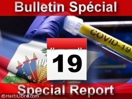 Haïti - Diaspora Covid-19 : Bulletin quotidien #244