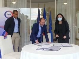 Haïti - France : Accords de plus de 10 millions d'Euros pour soutenir le secteur de la santé