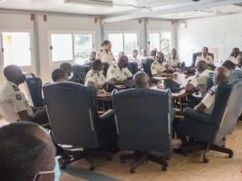 Haïti - PNH : Importante réunion de commandement élargi