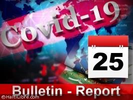 Haïti - Diaspora Covid-19 : Bulletin quotidien #311