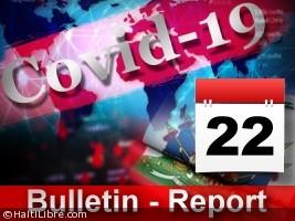 Haïti - Diaspora Covid-19 : Bulletin quotidien #398