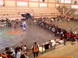 Haïti - Affrontements armés : Plus de 1,500 personnes déplacées l'assistance humanitaire s'organise