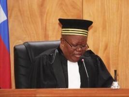 Haïti - Justice : Décès de Me René Sylvestre, Président de la Cour de cassation et du CSPJ (Réactions)