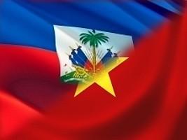 Haïti - Politique : Le Vietnam soutien l'organisation d'élections dans un environnement pacifique